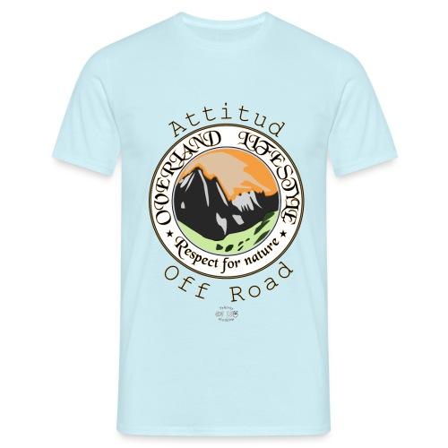 24 Overland LifeStyle - Camiseta hombre