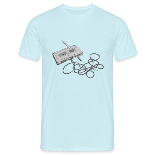 La cassette et son allié - T-shirt Homme