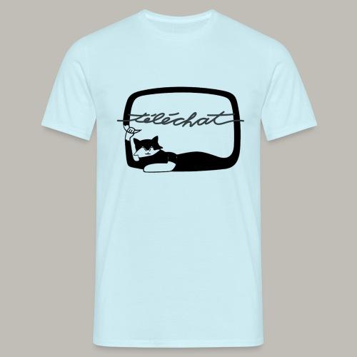 Téléchat - T-shirt Homme