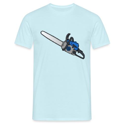 Kettensäge - Männer T-Shirt