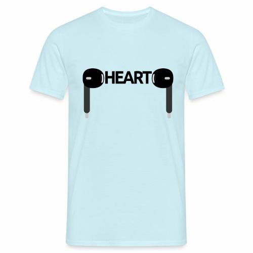 ListenToYourHeart - Koszulka męska