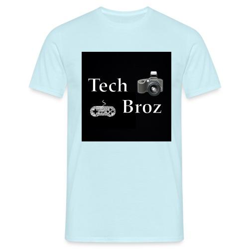 techbroz merch - Men's T-Shirt