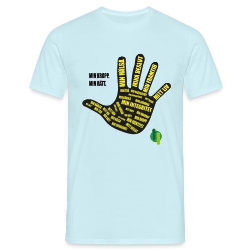 MinKroppMinrätt - T-shirt herr