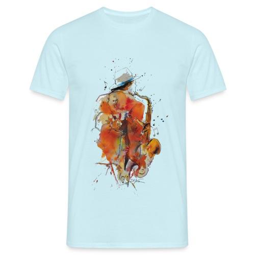Jazz men - T-shirt Homme