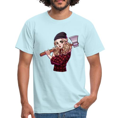 Münster   HOLZ - Männer T-Shirt