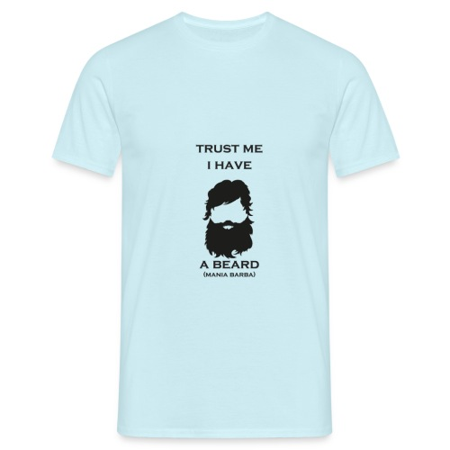 trust me png - Maglietta da uomo