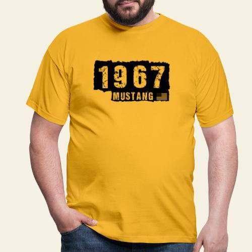 1967 - Herre-T-shirt