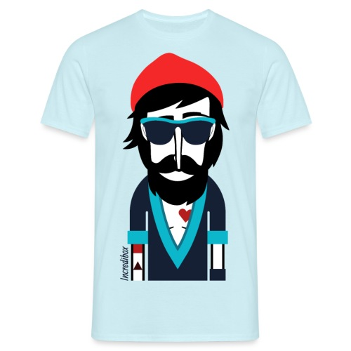 HIPSTER - T-shirt Homme