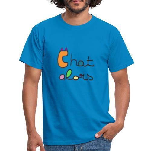 Chat Alors - T-shirt Homme