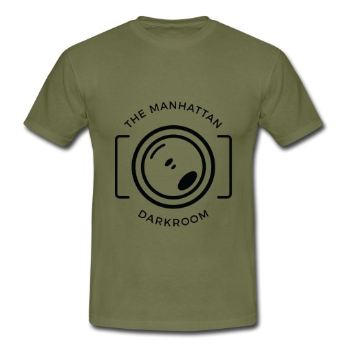 THE MANHATTAN DARKROOM photo - T-shirt Homme