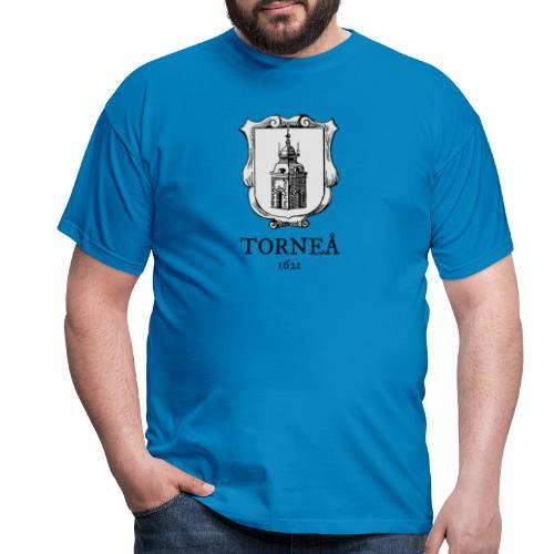 Tornea 1621 harmaa - Miesten t-paita