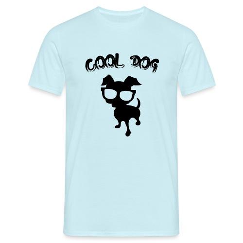 COOL DOG - 2 - Maglietta da uomo