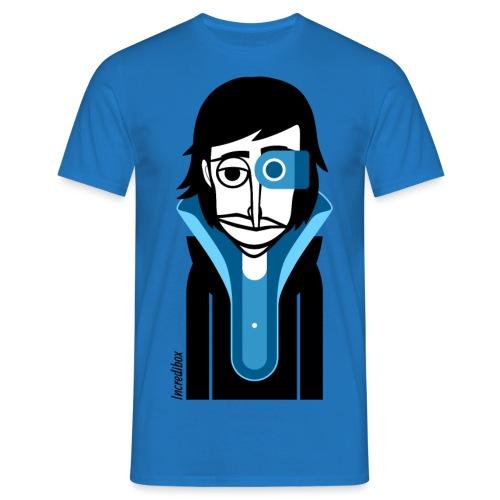 BLUE DROID - T-shirt Homme