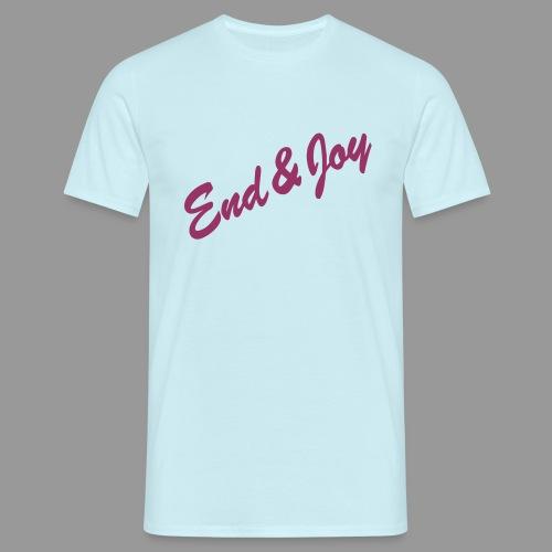 EJK End Joy eps - Männer T-Shirt