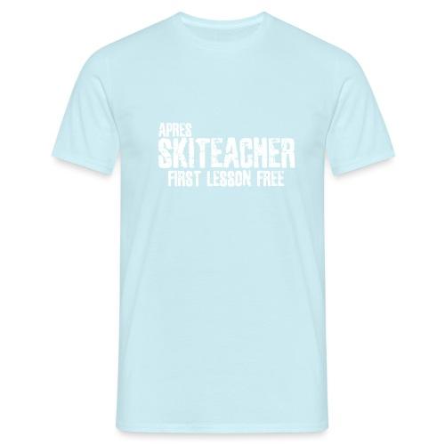 AS TEACHER3 - Men's T-Shirt