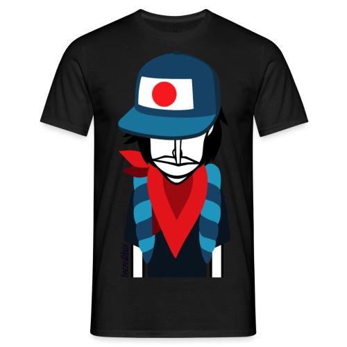 URBAN JAP - T-shirt Homme
