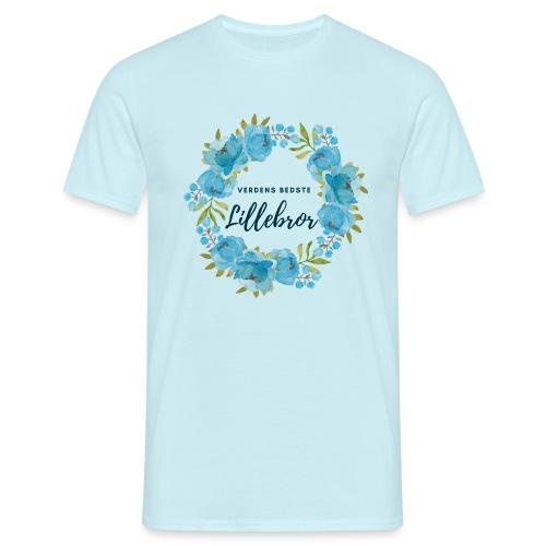 Verdens bedste lillebror - Herre-T-shirt