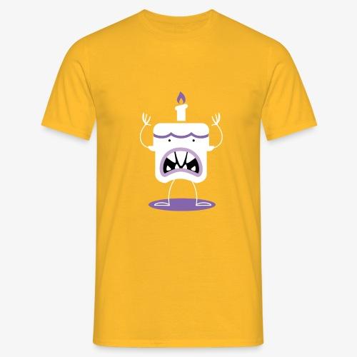 'Oasi' Monster Monstober DAY 02 - Mannen T-shirt