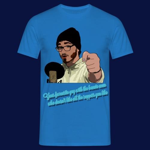 Your Favourite Beanie Man - Men's T-Shirt