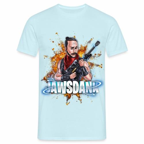 Explosion - T-shirt herr