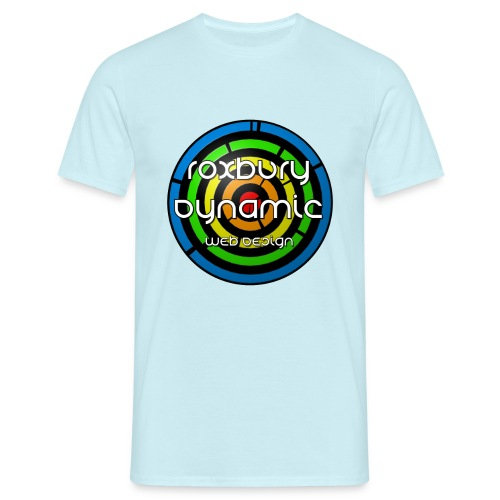 rd circles - Men's T-Shirt