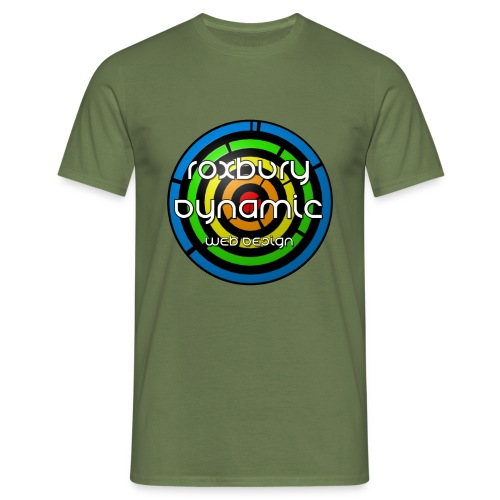 rd circles - Men's T-Shirt