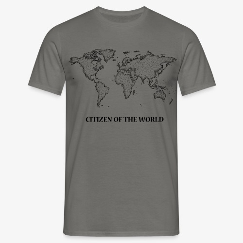 citizenoftheworld - Men's T-Shirt