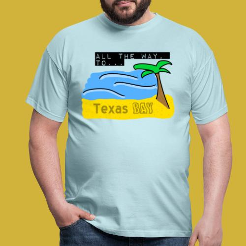 Texas Bay - Men's T-Shirt