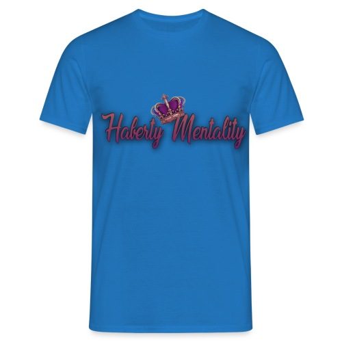 Haberty Mentality - T-shirt Homme