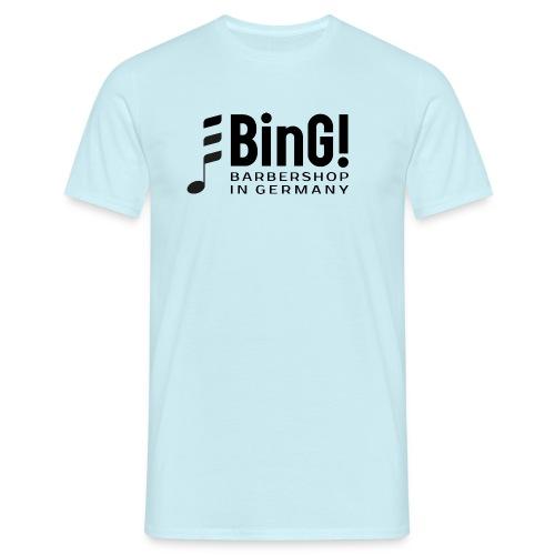 BinG Logo - Männer T-Shirt