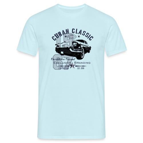 Cuban Classic | Cadillac - Männer T-Shirt