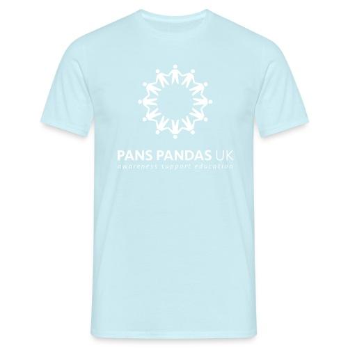 PANS PANDAS MULTI LOGO - Men's T-Shirt