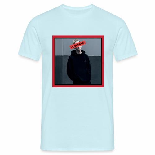 HB #1 red&black box - Maglietta da uomo