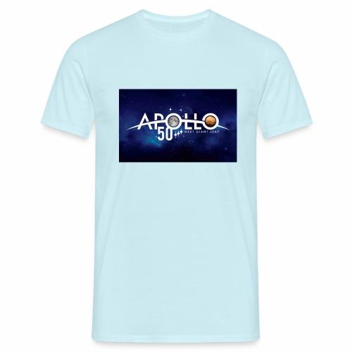 50 ans Apollo - T-shirt Homme