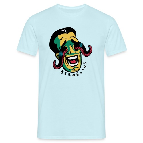 Bernelius Tentacle Man - Men's T-Shirt