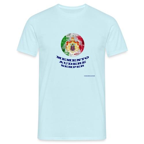 MEMENTO AUDERE SEMPER - Maglietta da uomo