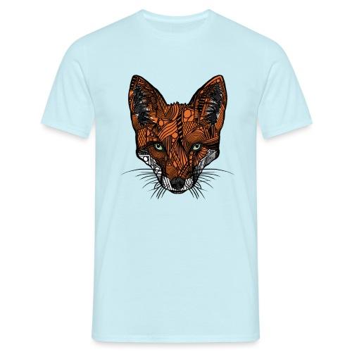 Fox - T-skjorte for menn