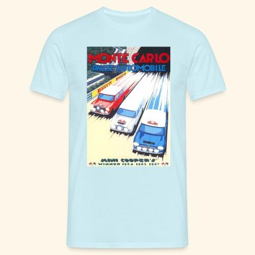 Monte Carlo Rally Minis Tee - Men's T-Shirt