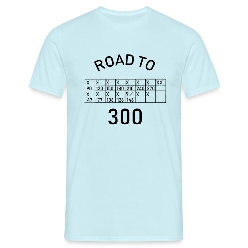 En route vers le 300 - T-shirt Homme