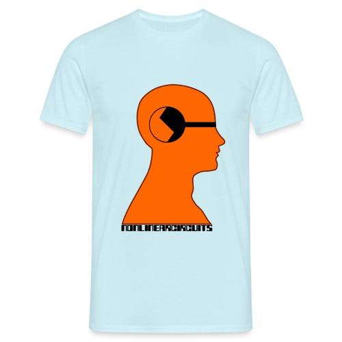 NLC head - Men's T-Shirt