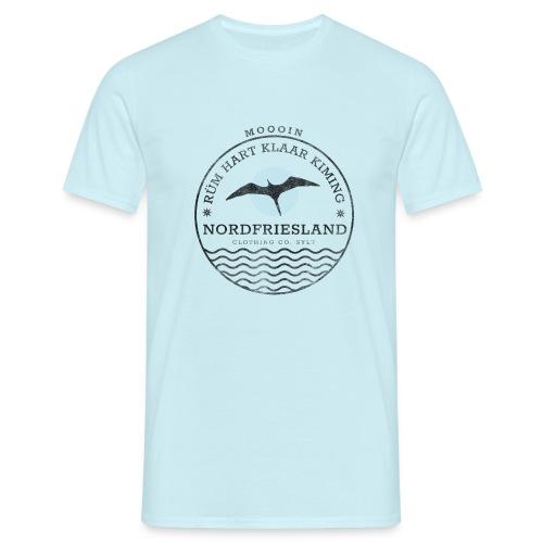 Rüm Haart Klaar Kiming T-Shirt Sylt Nordsee - Männer T-Shirt