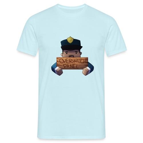 Drawn Logo - Men's T-Shirt