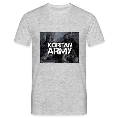 korean army - Men's T-Shirt