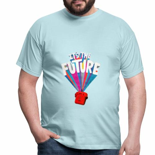 IT'S THE FUTURE - T-shirt Homme