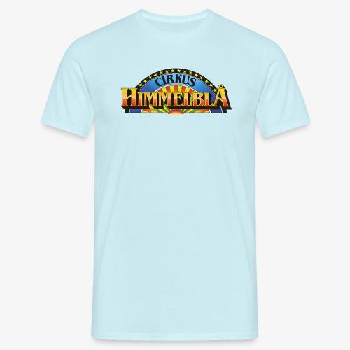 Kim Larsen Himmelblå - Herre-T-shirt