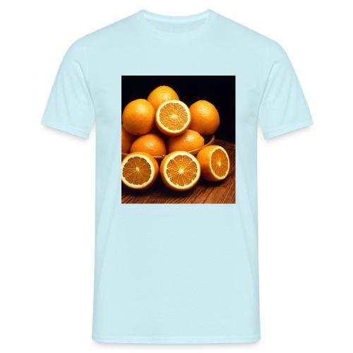 Ambersweet oranges - T-shirt herr