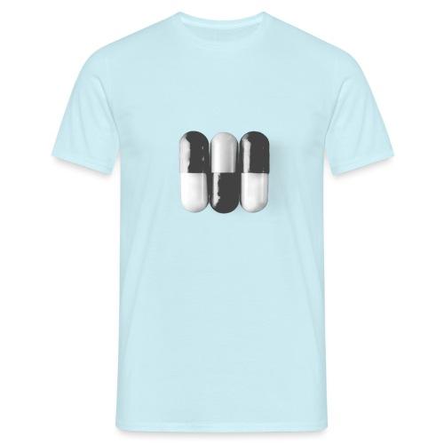 3 Pills - T-shirt Homme