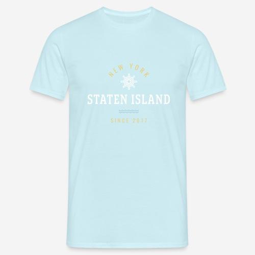 NWE YORK - STATEN ISLAND - Maglietta da uomo