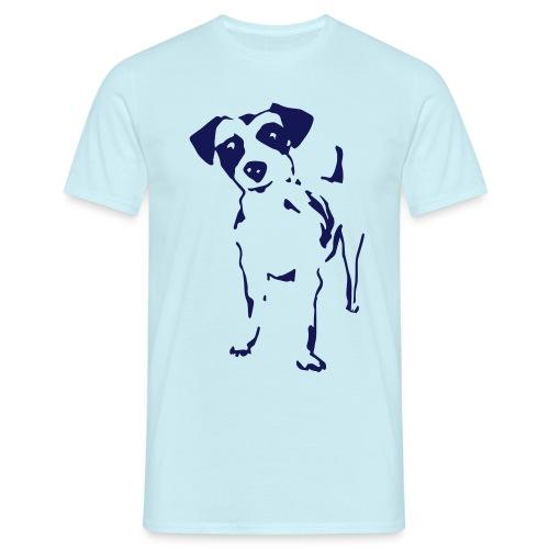 Jack Russell Terrier - Männer T-Shirt
