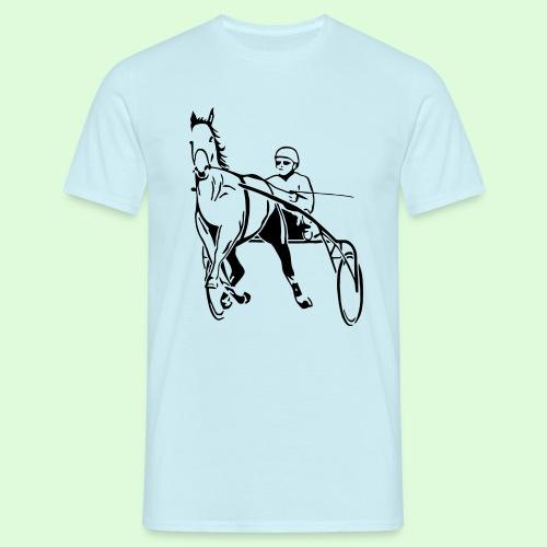 Les Trotteurs - T-shirt Homme